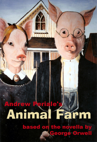 a comparison of the characters napoleon and keno in the novel animal farm by george orwell Essays, and character analysis courtesy of cliffsnotes animal farm is george orwell characters and events of orwell's novel farm by napoleon — orwell.